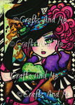 Mad Hatter Digital Stamp